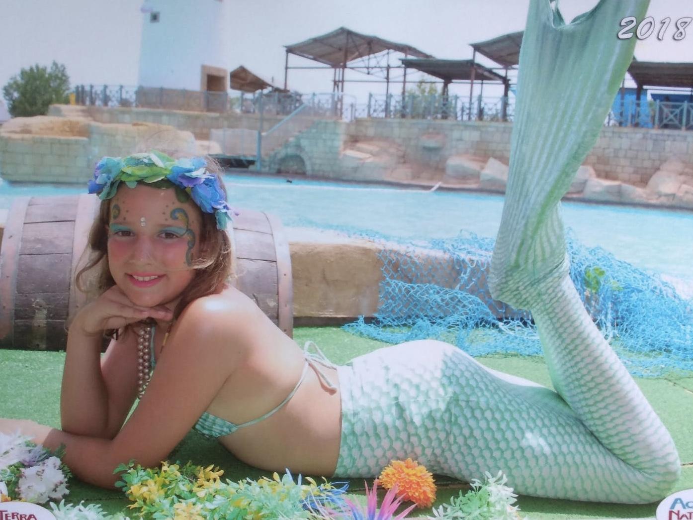 Sirena por un día